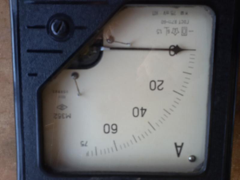 Амперметр на 100 ампер - Фото 2