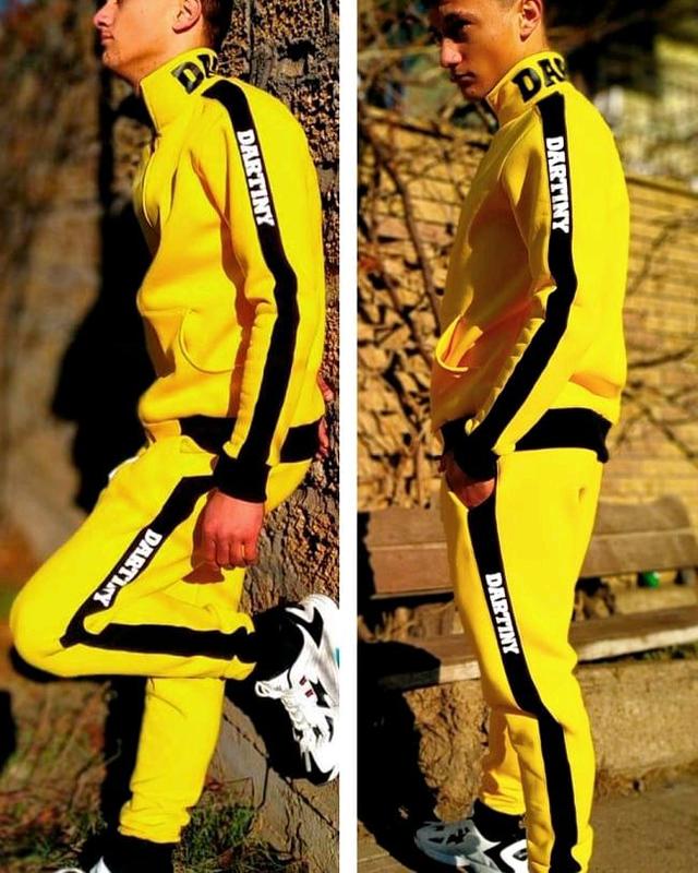 Спорт костюм на флисе!