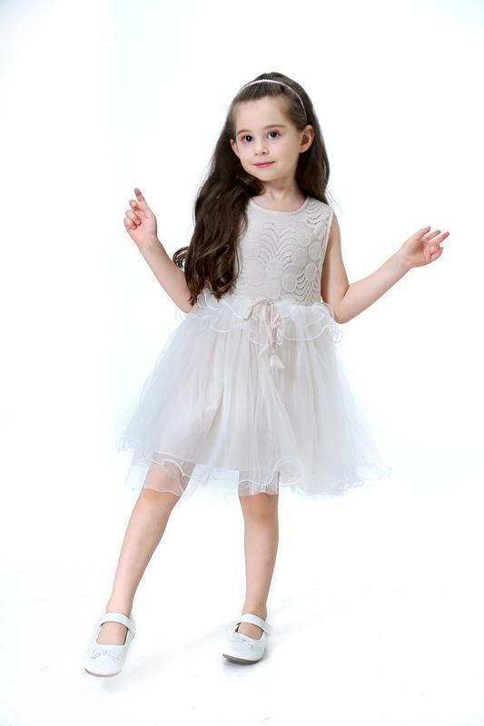 Нарядное детское платье 1235