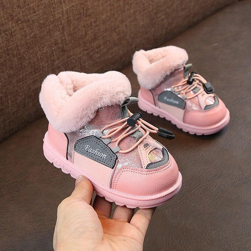 Крутые ботиночки на меху