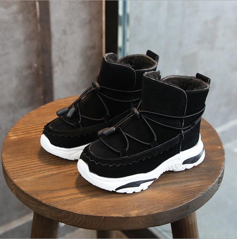 Модные детские ботиночки- кросовки