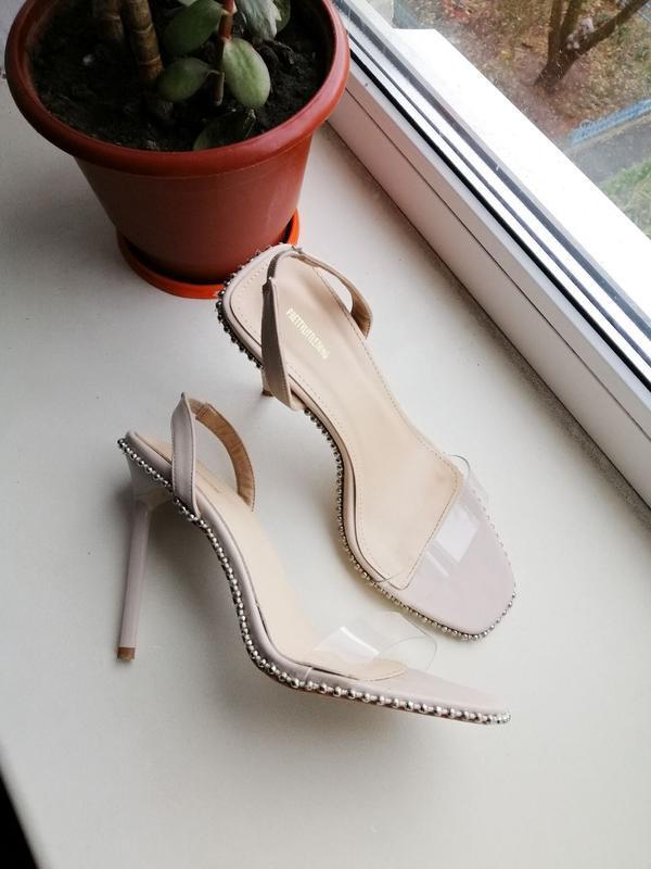 Туфли, босоножки, силиконовые босоножки
