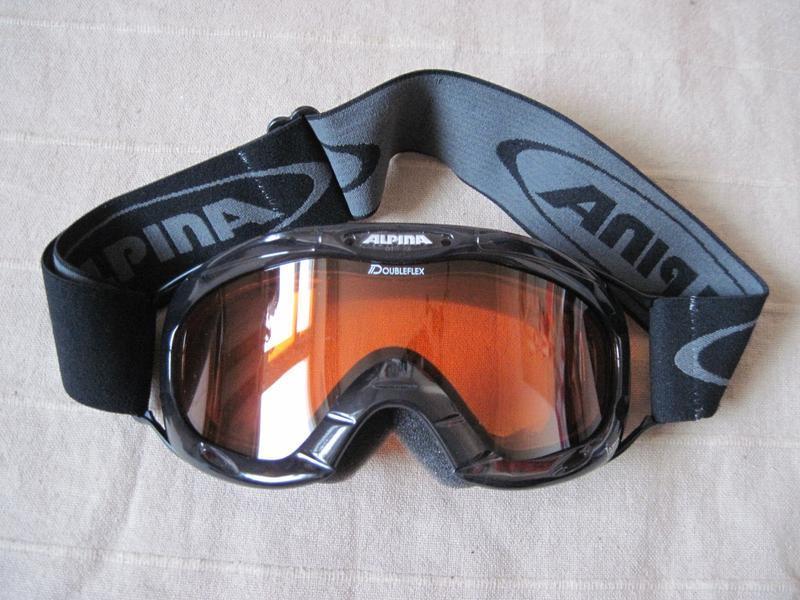 Alpina jamp горнолыжная маска для девушки или подростка