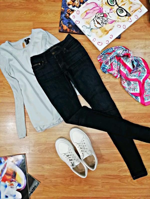 Женские плотные зауженные джинсы dsquared - размер 42-44
