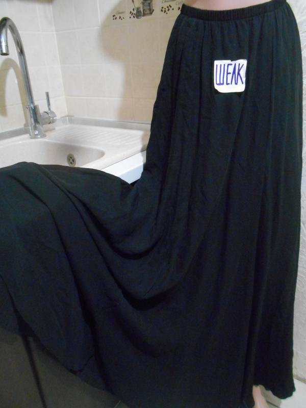 # mark heister#базовая черная юбка в пол 100% шелк #широкая юб...