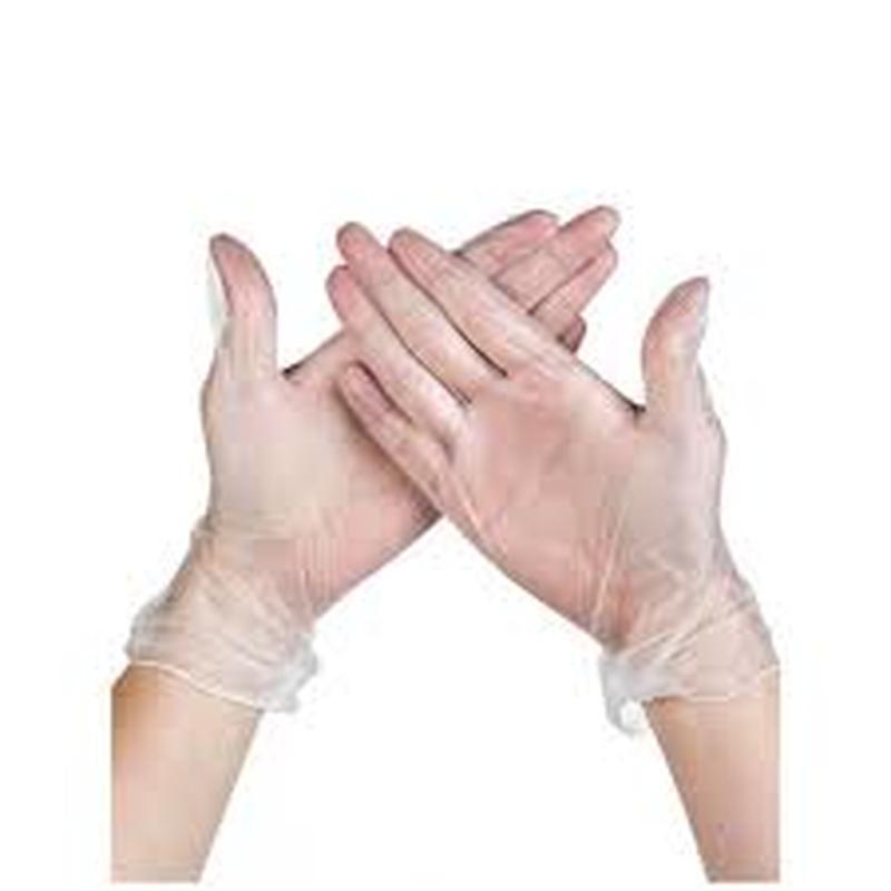 одноразовые полиэтиленовые рукавицы отрывные  PREMIUM 100 ШТ