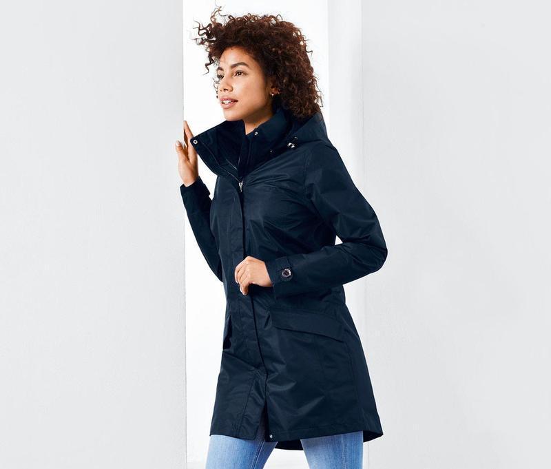 Всепогодное пальто куртка 3 в 1 мембрана 3000 tcm tchibo чибо ...