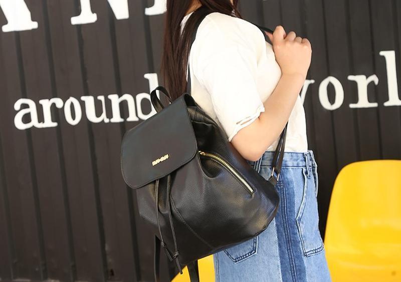 3-79 стильний рюкзак молодіжний місткий стильный рюкзак молоде...