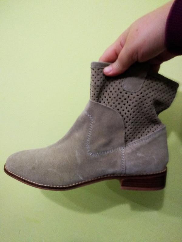 Ботинки 41 розмір