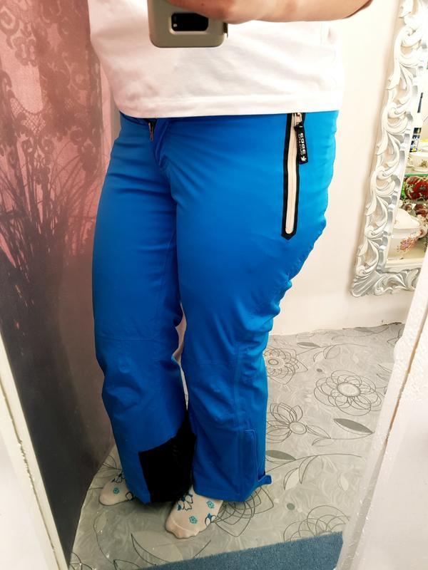 Зимние,лыжные,утеплённые термо мембранные штаны cutting edge c...