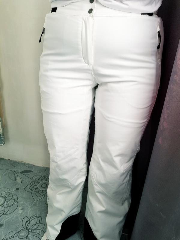 Зимние лыжные утеплённые штаны k-tec 10000