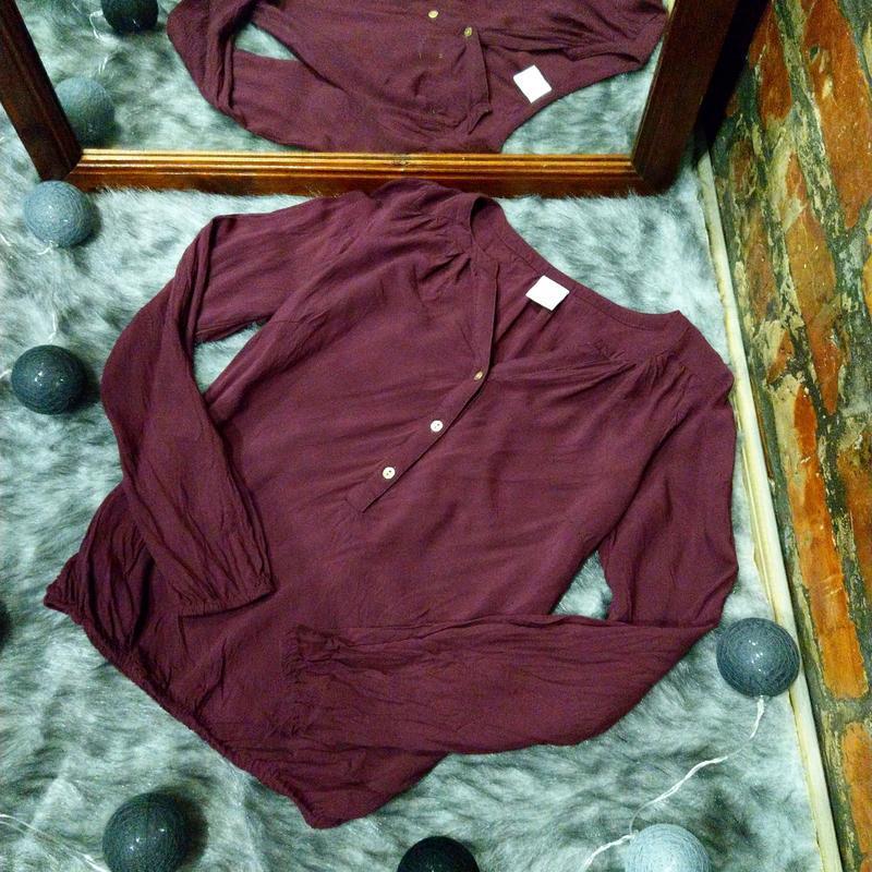Блуза рубашка vero moda