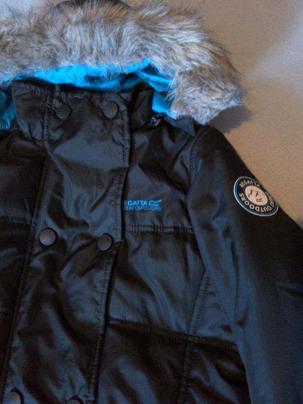 Фирменная деми куртка для девочки