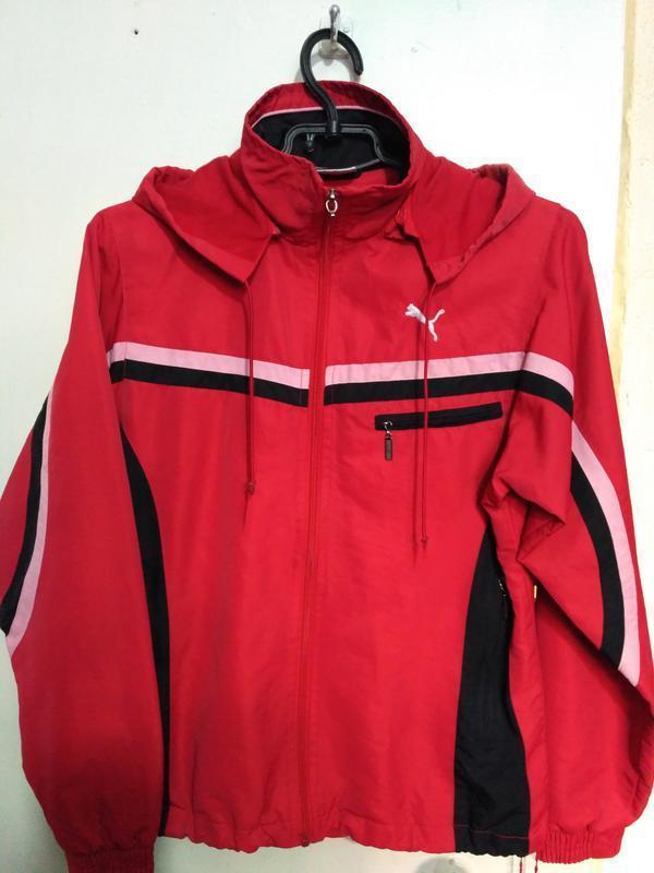Puma. спортивная кофта, худи с капюшоном