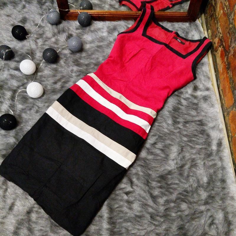 Платье сарафан чехол футляр marks & spenser
