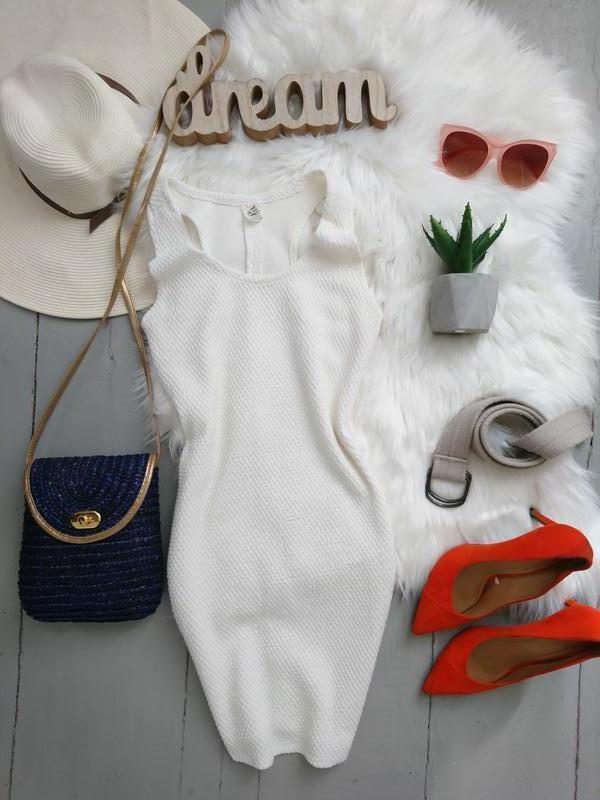 Актуальное фактурное платье мини №11max