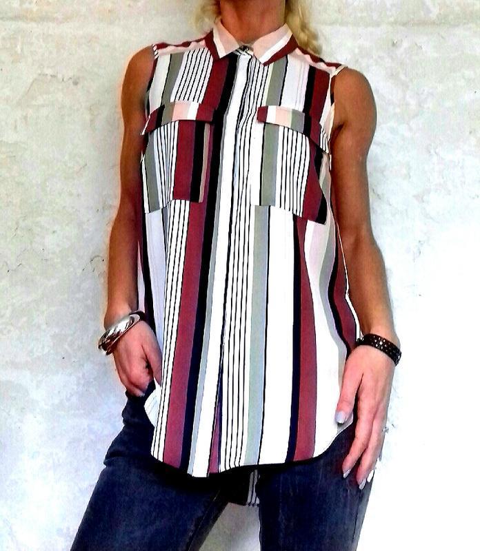 Классная рубашка в полоску primark