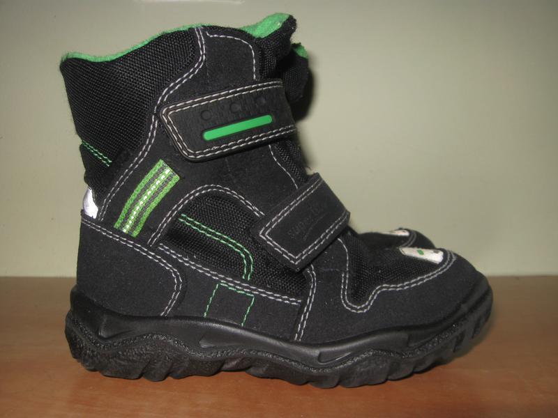 Зимние ботинки superfit gore tex р.26