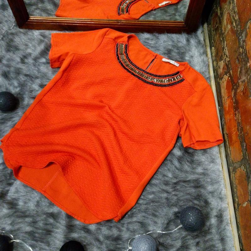 Нарядная топ блуза кофточка george