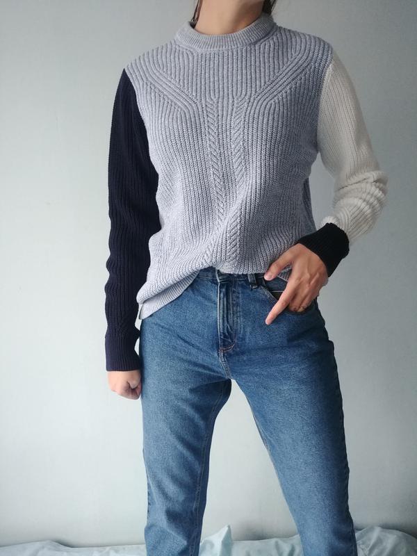 Хлопковый свитер (лимитированная серия)
