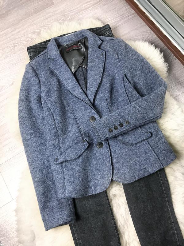 Шерстяной пиджак frieda&freddies