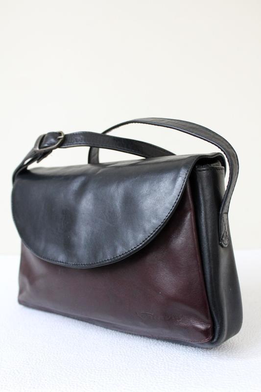 Кожаная сумка funbag