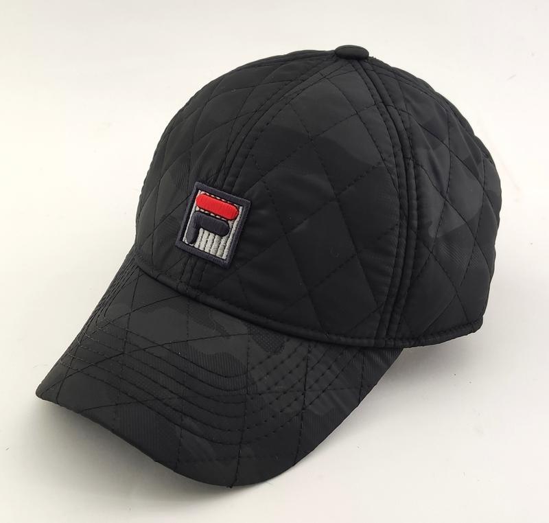Бейсболка мужская кепка польская утепленная флисом размер 56 п...