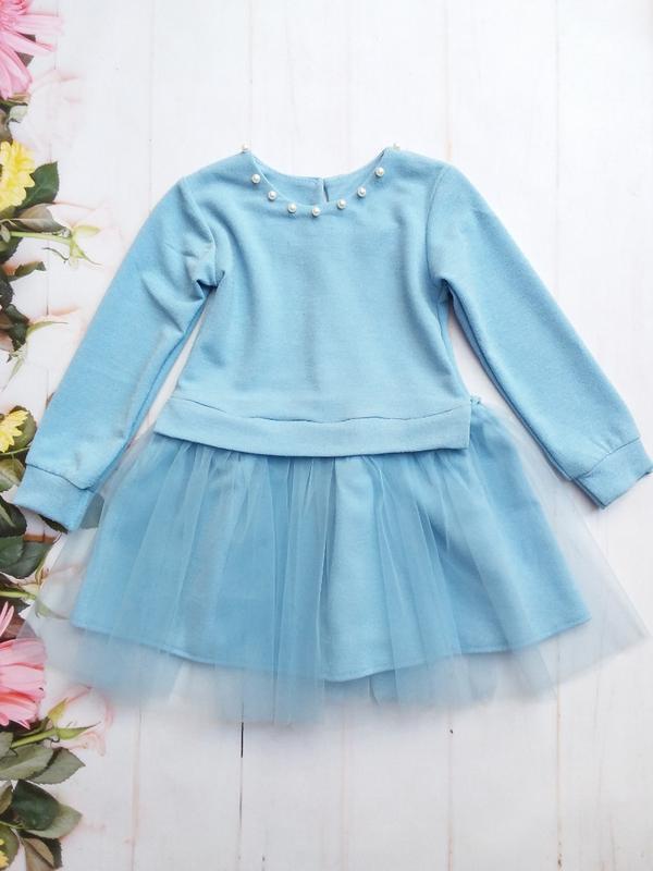 Платье детское, нарядное платье.