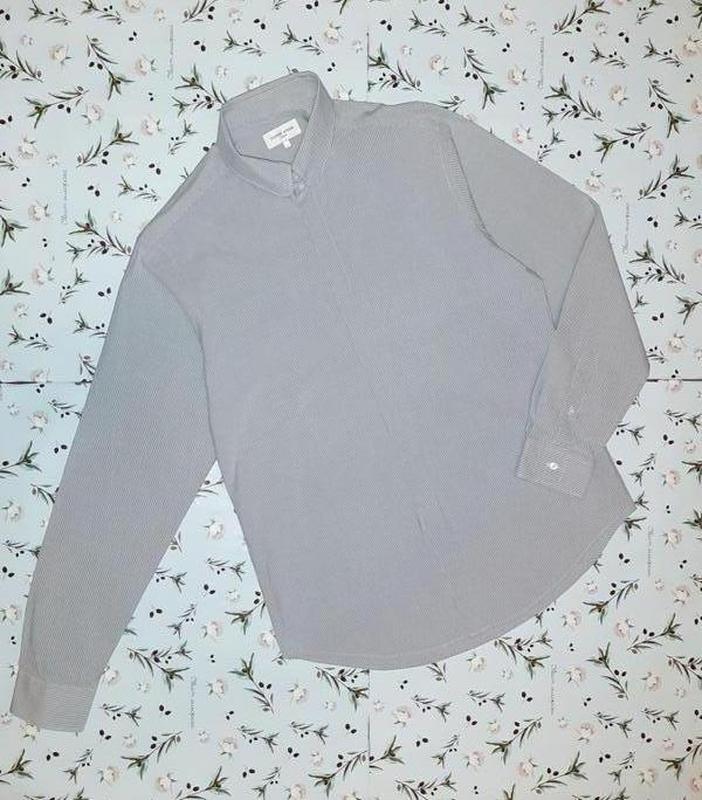 🎁1+1=3 стильная оригинальная рубашка hardy amies, размер 48- 5...
