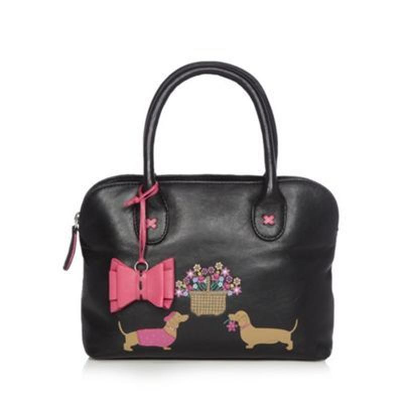 Debenhams collection кожаная сумка кроссбоди