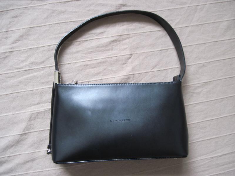 Lancaster (paris) кожаная сумка