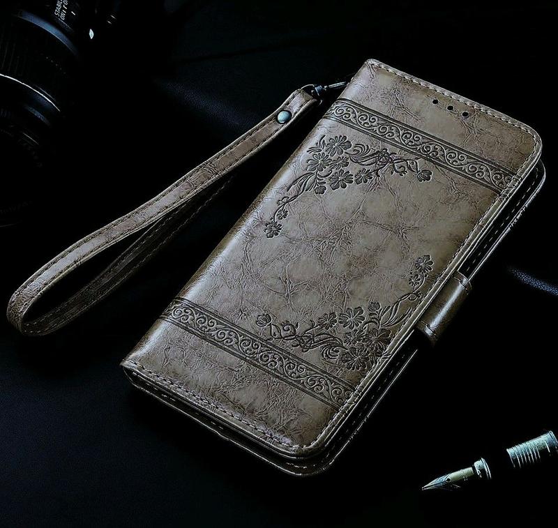 Чехол-книжка-бумажник для Prestigio Muze D3, Muze E3