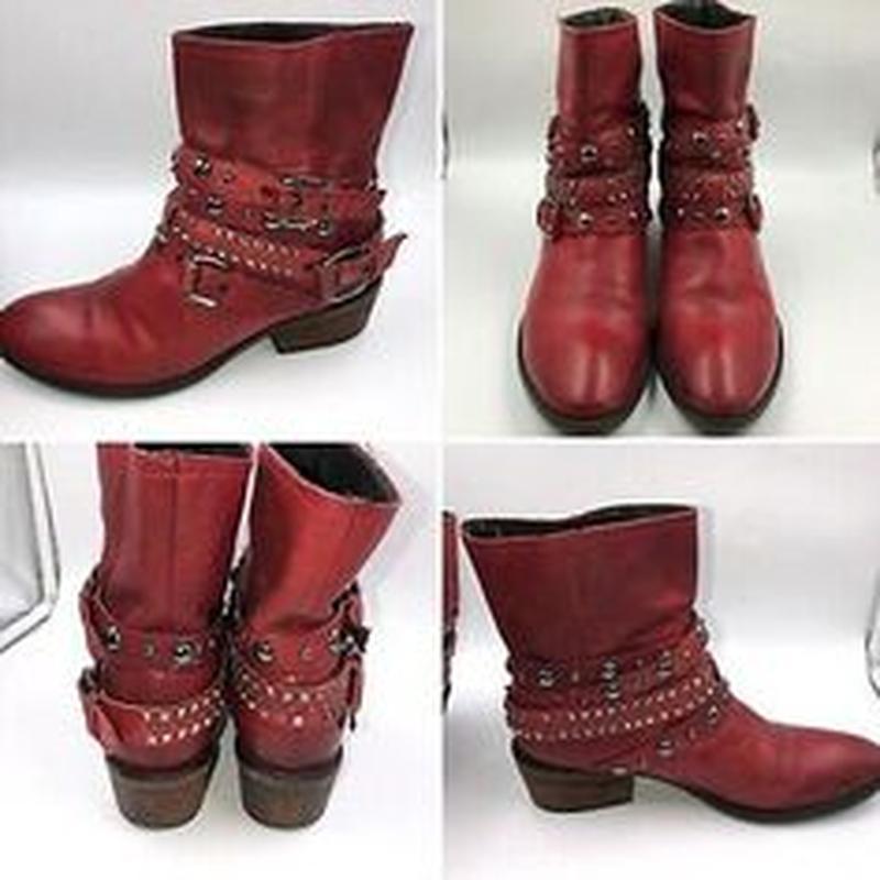 Russell bromley rockafella ботинки ботильоны кожаные