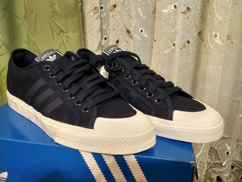 Новые оригинальные мужские кроссовки 44р. Adidas Originals Nizza