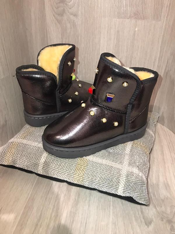 Угги зимние ботинки зима сапоги