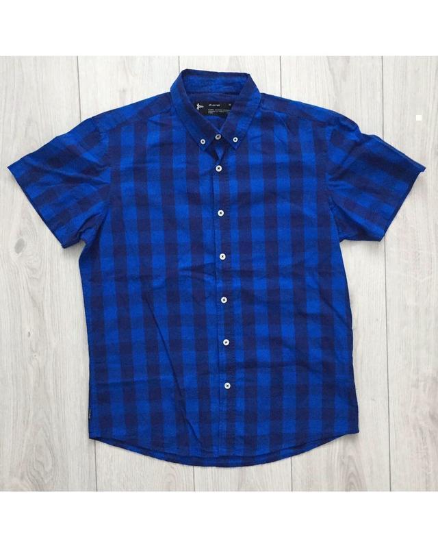 Рубашка, рубашка з коротким рукавом, рубашка на літо.