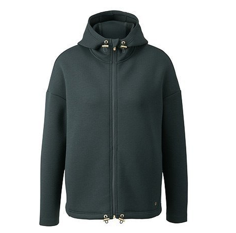 Теплая  куртка  на молнии с капюшоном tchibo. c покрытием drya...