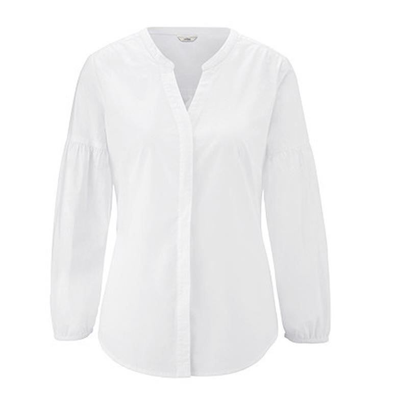 Качественная блуза из хлопка tchibo германия, размер 38евро (н...