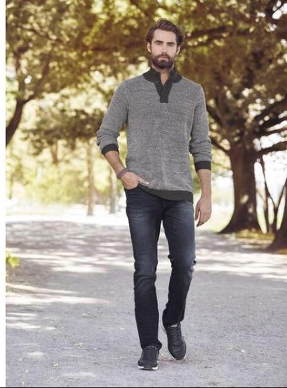 Тёплый свитер джемпер пуловер livergy