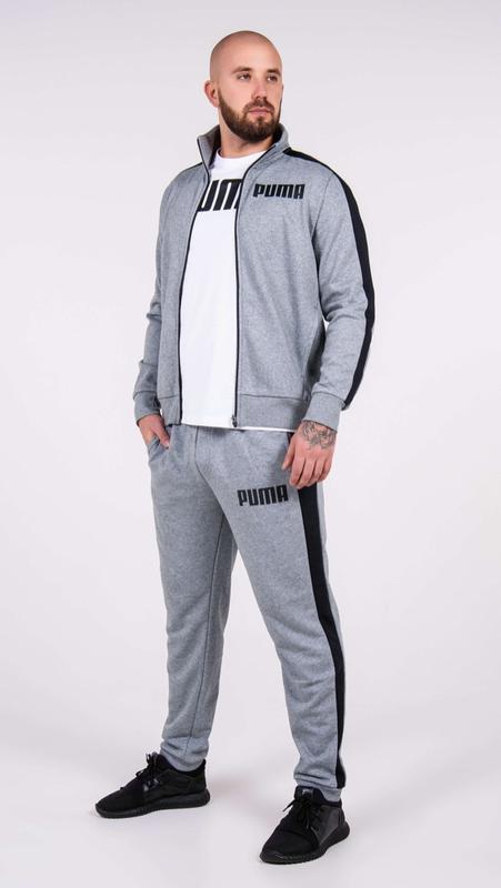 Финальная распродажа!!! спортивный костюм puma!мужской костюм