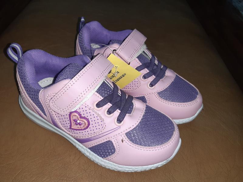 Легкие кроссовки на девочку  30 р 19 см tom.m