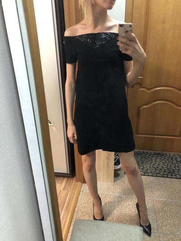 Платье zara праздничное платье для нового года