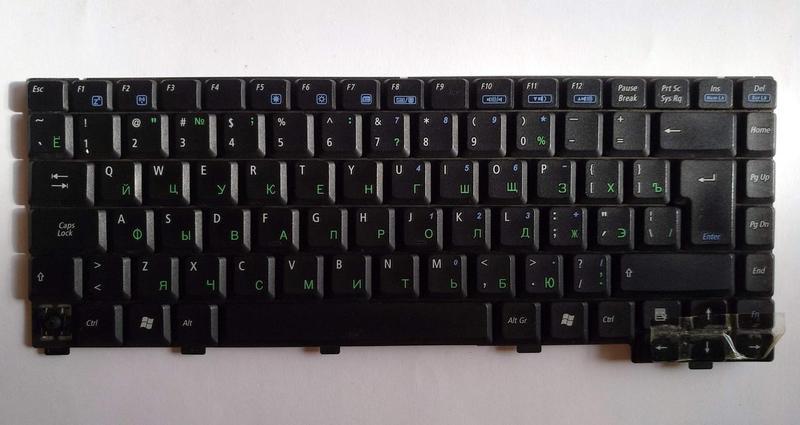 489 Клавиатура Asus A6 A6000 A3 A3000 A9 A9000 G1 Z81 Z9 Z91 Z...