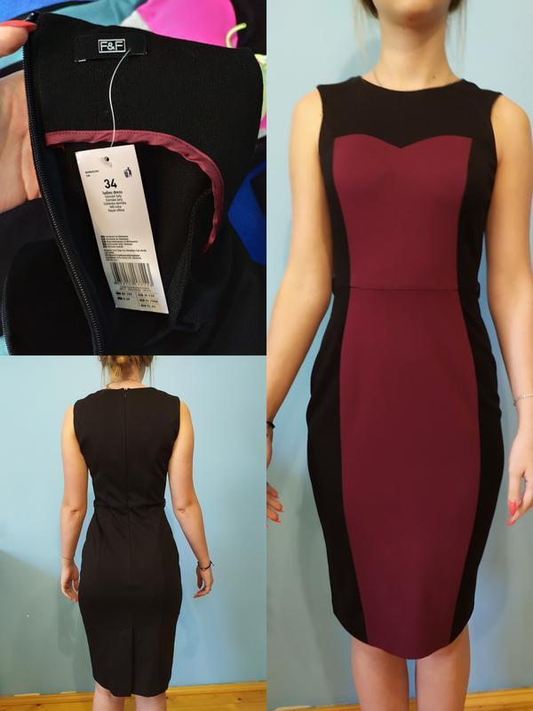 Новое миди платье размер хс-с