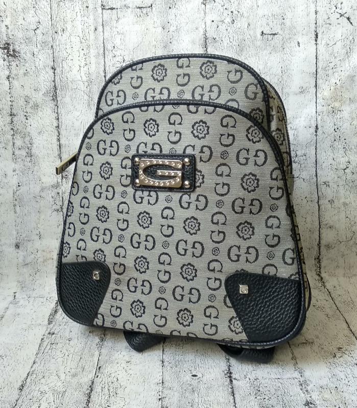 Тканевый рюкзак gussaci