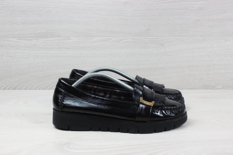 Женские туфли Geox respira оригинал, размер 39.5 лоферы