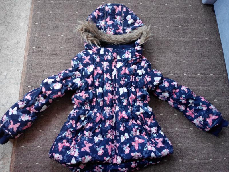 Термокуртка для девочки kids