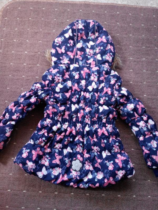 Термокуртка для девочки kids - Фото 2