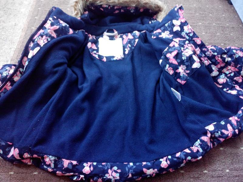 Термокуртка для девочки kids - Фото 3