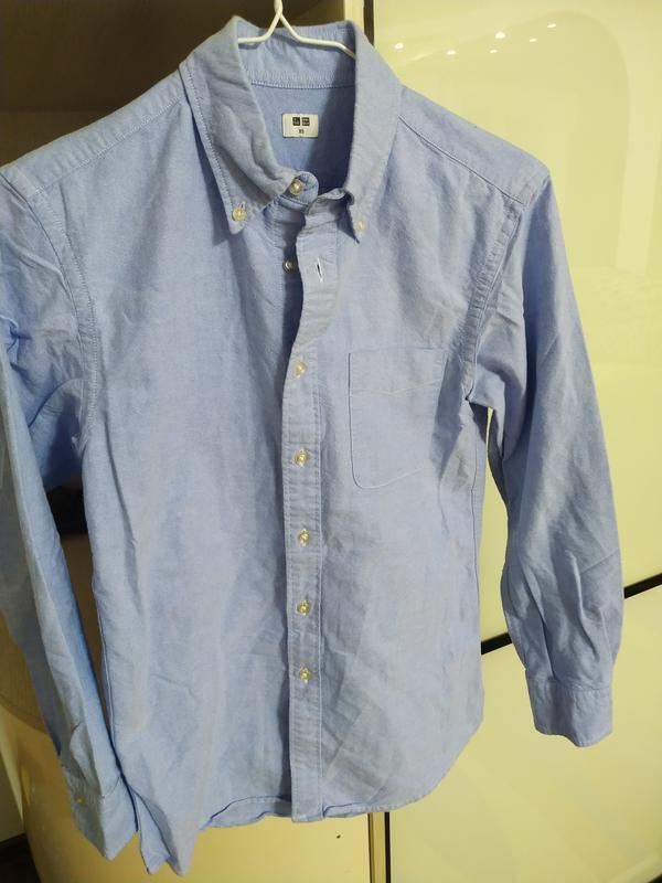 Стильная рубашка рост 158-164